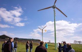 Kleine windmolens mogelijke oplossing voor netwerktekort