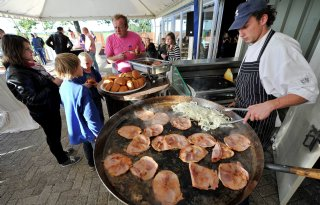 Friese akkerbouwers pakken erfafspoeling aan