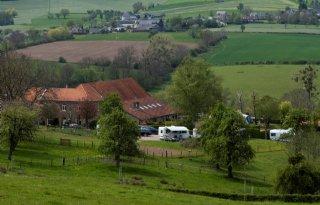 Minicamping Bellet in Vijlen heeft onbetaalbaar uitzicht