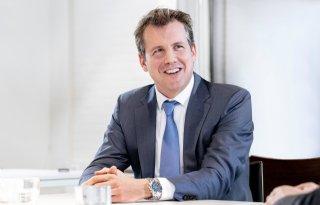 David Fousert nieuwe bestuursvoorzitter en CEO Avebe