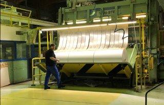 Markt valt voor papier met vezels uit suikerbietenpulp