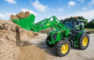 Deere stijgt op Wall Street door grote vraag landbouwmachines