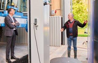 Zestig+wasplaatsen+op+boerenerven+in+Flevoland