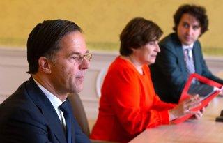 Rutte en Hoekstra willen niet met PvdA én GroenLinks