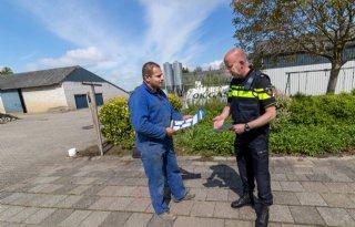 Politie+Flevoland+zoekt+boeren+op+bij+strijd+tegen+ondermijning