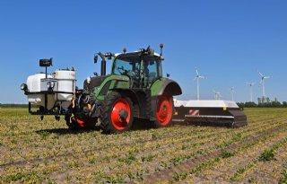 Demonstratie plaatsspecifieke aanpak aardappelopslag