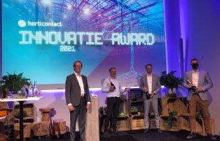 Van Iperen wint HortiContact Innovatie Award