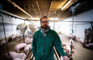 Duitse varkenshouder innoveert door te kijken