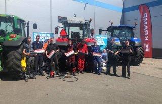 Studenten uit Friesland ontwikkelen Hydraulische Service Krik