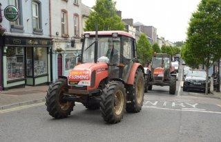 Ierse boeren verdeeld over GLB-protest