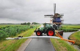 'Withete boeren' bespreken aanpak wateroverlast met hoogheemraad