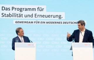 CDU/CSU wil grootschalige landbouw aan banden leggen