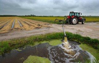 LTO Noord kraakt evaluatie wateroverlast Noord-Holland