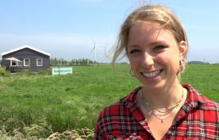 Girlpower runt boerderijwinkel VanHier