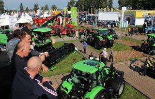 ATH en GroenTechniek Holland tegelijkertijd in Biddinghuizen