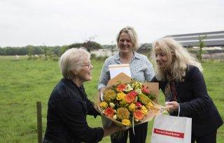Van Lieshout Vleesvee ontvangt Agrofoodpluim
