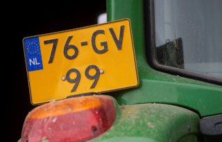 RDW: flinke achterstand bij registratie landbouwmachines