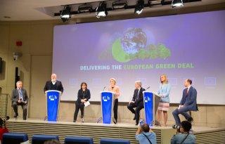 EU presenteert ongekend ingrijpende klimaatwetten