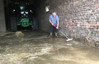 Achmea keert overstromingsschade gebouwen bij kleine rivieren uit