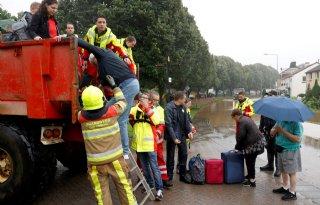 Kabinet verklaart overstroomd Limburg tot rampgebied