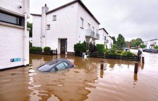 Kabinet vergoedt schade boeren in overstromingsgebied