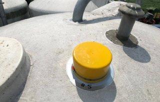 Slimme silo's peilen voeropslag via sensoren