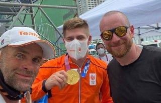 Boerenzoon Kimmann wint goud in Tokio