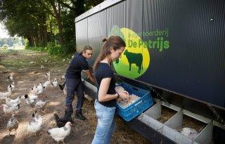 Jonge boeren brengen ideaal tot leven met Burgerboerderij De Patrijs