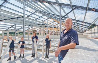 Varkenshouder Heijligers: 'Veilig opstarten met ventilatieplafondsysteem'