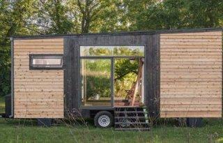 Groningen onderzoekt tiny houses op boerenland