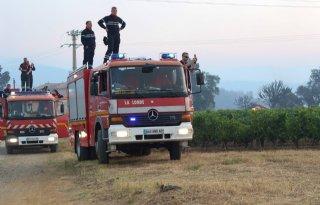 Franse wijnboeren slachtoffer van bosbranden