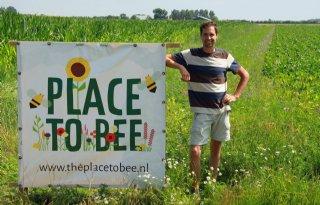 Boer kan met simpele maatregelen iets doen voor wilde bijen
