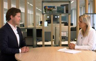 Thom van Campen (VVD) wil rust op het boerenerf
