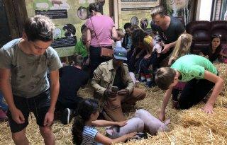 Weekend van het Varken in Sint-Oedenrode trekt veel bezoekers