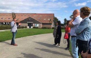 Studenten Aeres Hogeschool zoeken koers voor hun toekomst