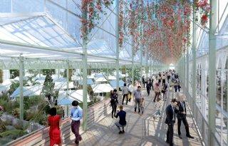 Floriade is het podium voor de tuinbouw