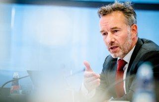 Van Haga kondigt motie van afkeuring aan tegen Schouten