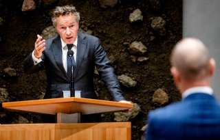 Seegers: 'Motie Van Haga tegen Schouten is bizar'