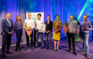 Van Iperen en Corvus Drones winnen GreenTech Innovation Awards