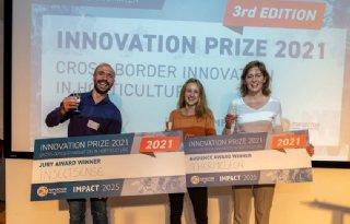 InsectSense en Thermeleon winnen topsector innovatieprijs