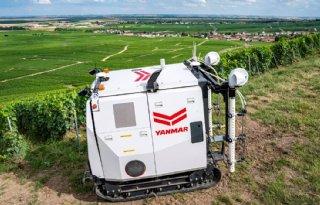 Yanmar+onthult+deze+week+autonome+wijngaardrobot