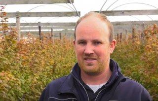 Utrechtse fruitteler onderzoekt gewasbescherming op Forward Farm