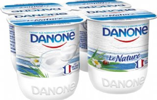 Danone verhoogt prijzen vanwege duurdere melk en verpakkingen