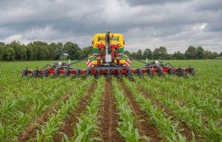 Nieuwe Evers Schoffelbemester voor zestien maisrijen