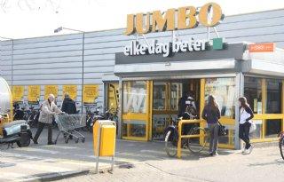 Acties supermarkten vanwege boycot