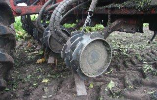 Rotorscalpeur kopt biet op maat