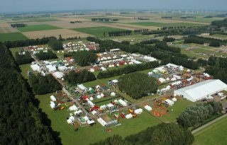 Agrotechniek Holland voor driekwart vol