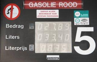 Maat: hoe nu met rode diesel?