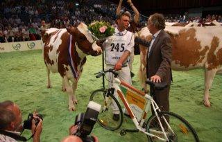 Puttenstein met Marie 61 kampioen roodbont