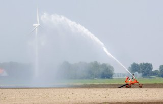 Zuiderzeeland: waterpeil onder controle